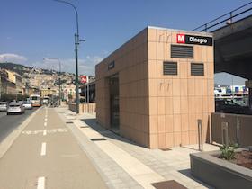 Dinegro: nuovo accesso mare